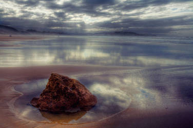 Shaped by the sea by BaciuC