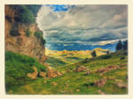 Pyrenees by BaciuC