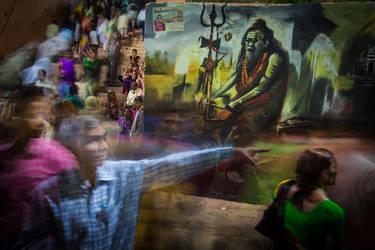 Ujjain Kumbh by BaciuC