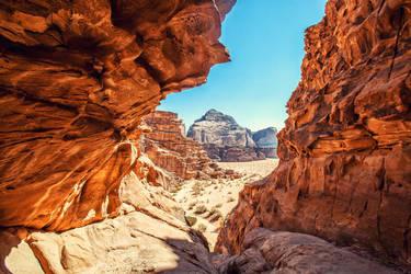 Wadi Rum by BaciuC