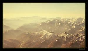 The Himalayas by BaciuC