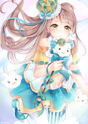 birb princess by Oretsuu