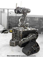 Wall-E by Kreatworks