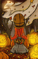 Sam The Trick R Treater by Marz85