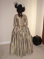 Rustling Silk Stripes Back by ColeV