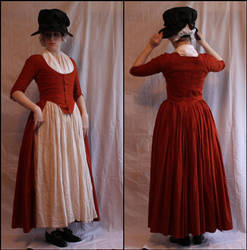 Madder Gown by ColeV