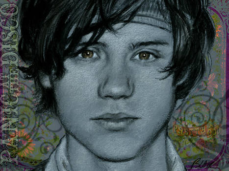 Ryan Ross...Pretty.Odd by Cynthia-Blair