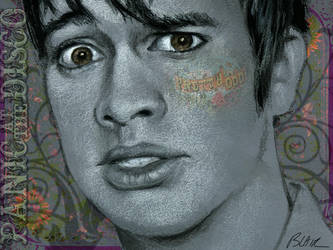 Brendon Urie...Pretty.Odd. by Cynthia-Blair