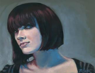 Vicky T, Cobra Starship by Cynthia-Blair