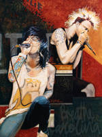 Breathe Carolina Onstage by Cynthia-Blair