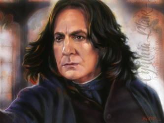Snape: Sectumsempra detail by Cynthia-Blair