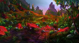 LifeSpark - Environment Test by FreeMind93