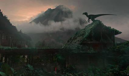 Jurassic Park by FreeMind93