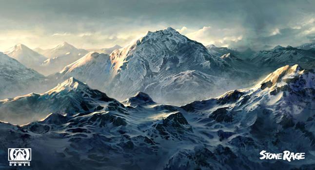 Stone Rage - Snowland by FreeMind93