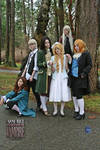 Protagonists - Vampire Chronicles by dishenvy