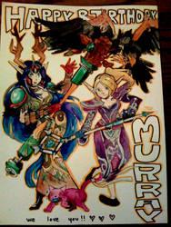 Jhudoras the cat was here by Rin-Uzuki