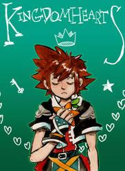 Lone Star - Old Key - Crown - Field of Hearts by Rin-Uzuki
