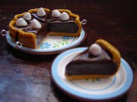 Chocolate Mud Pie by MaSucree