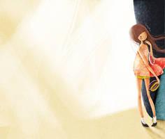 Little girl by tamypu
