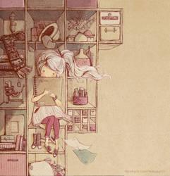 My shelf by tamypu