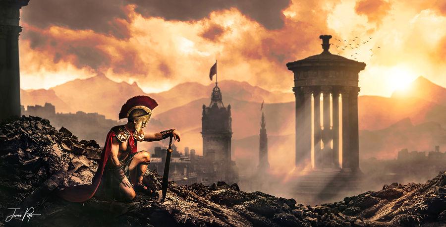 Spartan by Jovan-Porto