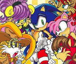 Which Girlfriend of Sonic Would You Want to Pick? by MarioandSonic999