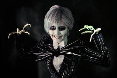Jack'S evil face by Maho-Urei
