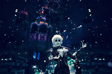 The nightmare before christmas by Maho-Urei