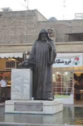 Archbishop Khachatour Kesarat by M-Behroozi