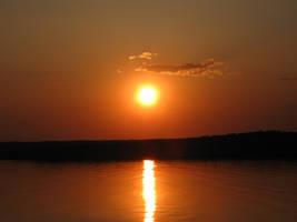 Sun Set by BlazeTwoe