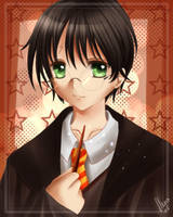 Harry Potter by Shuro-chan