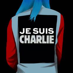 Je Suis Charlie by ChazieBaka