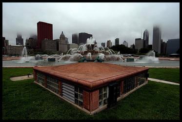 Chicago - Skyline II by OnkelGonzo