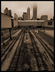 Streets of Chicago IX by OnkelGonzo