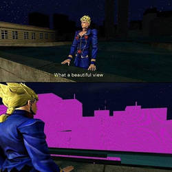 I, Giorno Giovanna, have missing textures! by PitZagafull