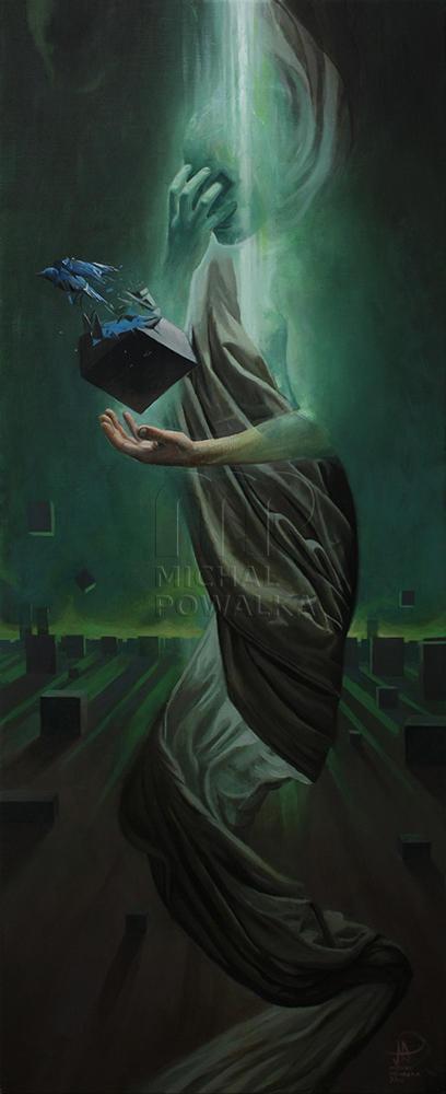 Emanationism by MichalPowalka