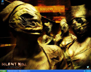 Can't wait for Silent Hill by SpikeWolfwood