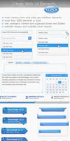 Clean Form and Web UI Elements by tommiek