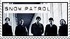 Snow Patrol Stamp by dedkake