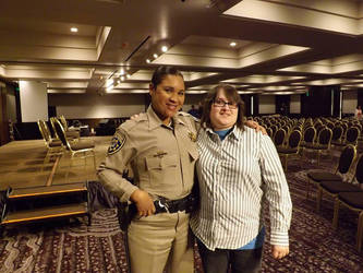 A Real CHP Officer by CharacterTamerSteph