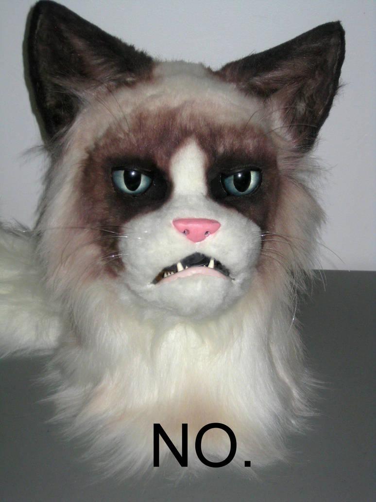 Grumpy Cat Mask by MaewynShadowtail on DeviantArt 1780e664c165