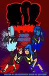 Squid Heroes  by zeldaxfanatic