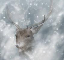 Reindeer by keyzpoof