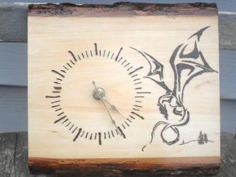 Dragon Clock I by caehan