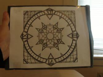 In progress: Clock by caehan