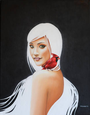 Cynthia by mikesblender