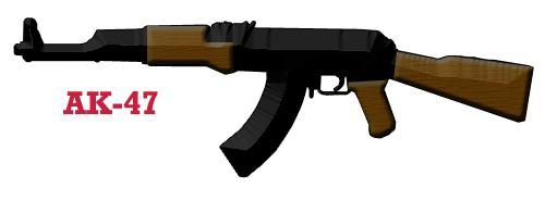AK-47 by zaindy87
