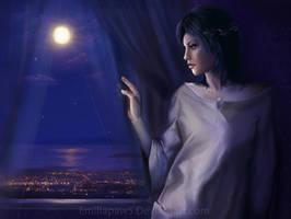 Priestess Commission by EmiliaPaw5