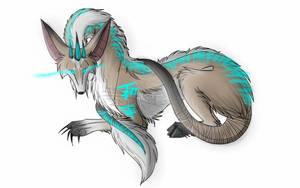 Dragon :3 by Secretry