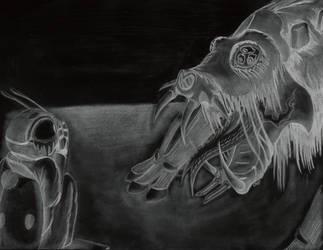 Fear Anthro Challenge by Giganotosaur314